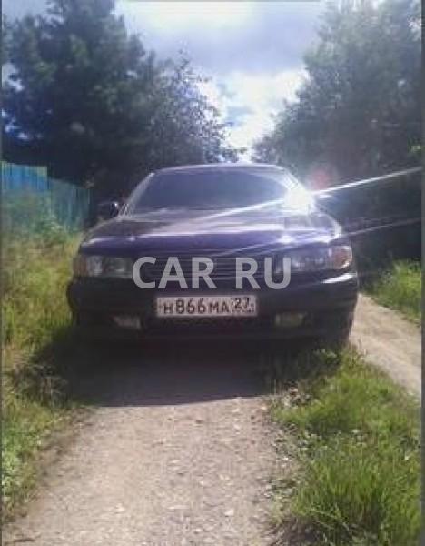 Nissan Cefiro, Амурск