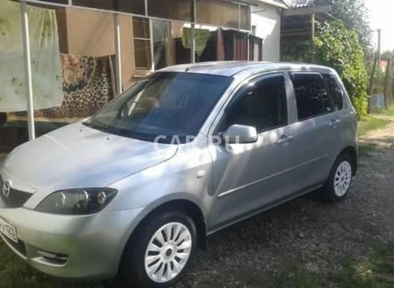 Mazda Demio, Ахтырский