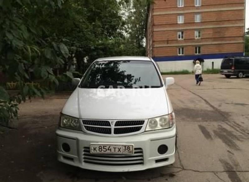 Nissan Presage, Ангарск