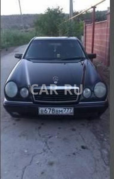 Mercedes E-Class, Бахчисарай