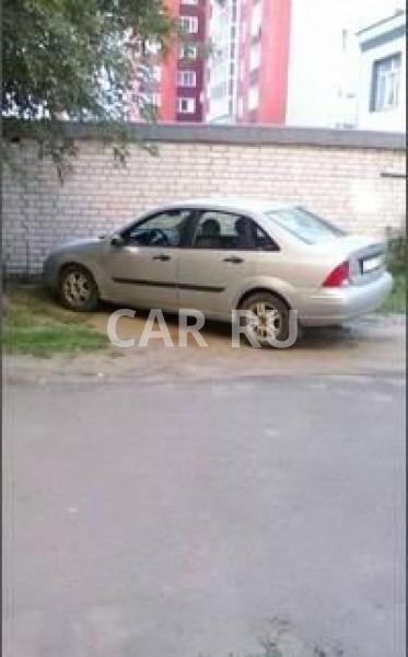 Ford Focus, Барнаул