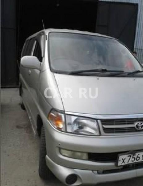 Toyota Hiace Regius, Барнаул