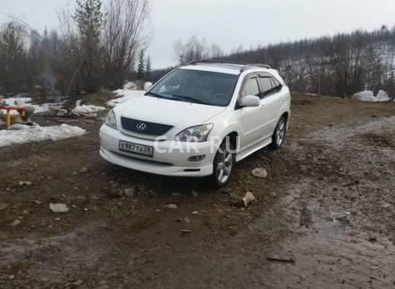 Lexus RX, Алдан