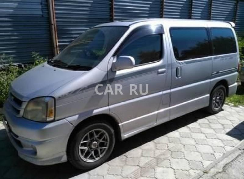 Toyota Touring Hiace, Барнаул