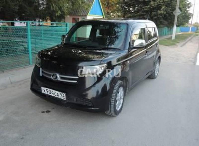 Toyota bB, Анапа