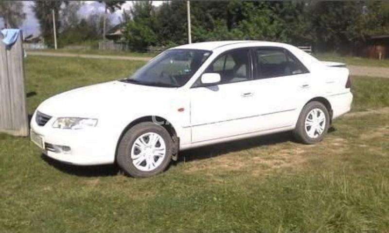 Mazda Capella, Аромашево