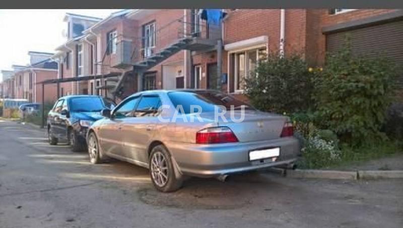 Honda Inspire, Ангарск