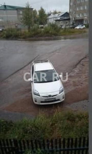 Toyota Prius, Алдан