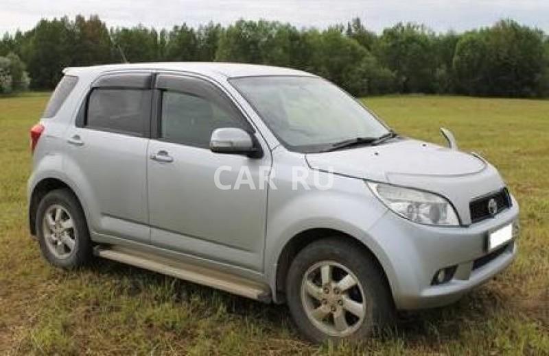 Toyota Rush, Алдан
