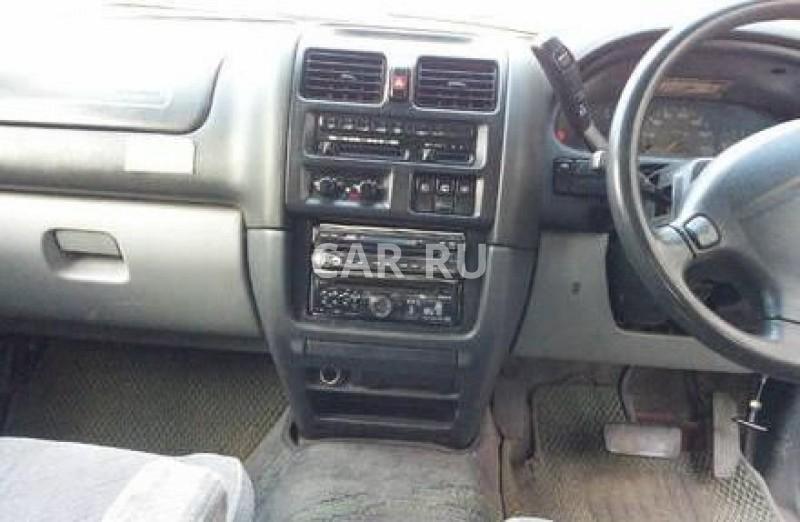 Mazda Efini MPV, Абакан