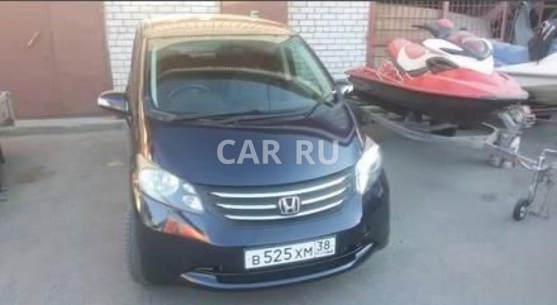 Honda Freed, Барнаул