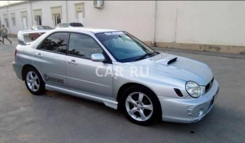 Subaru Impreza, Батайск