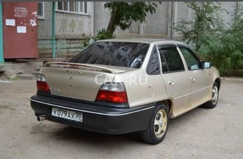 Daewoo Nexia, Астрахань