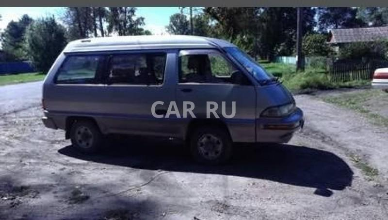 Toyota Town Ace, Амурзет