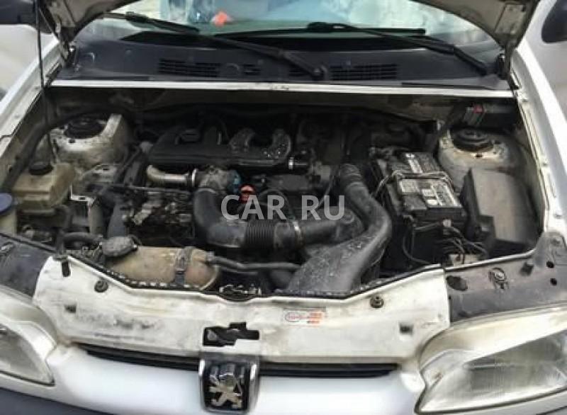 Peugeot Partner, Алушта