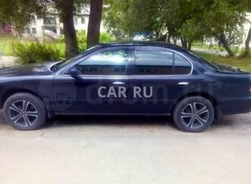 Nissan Cefiro, Алтайское