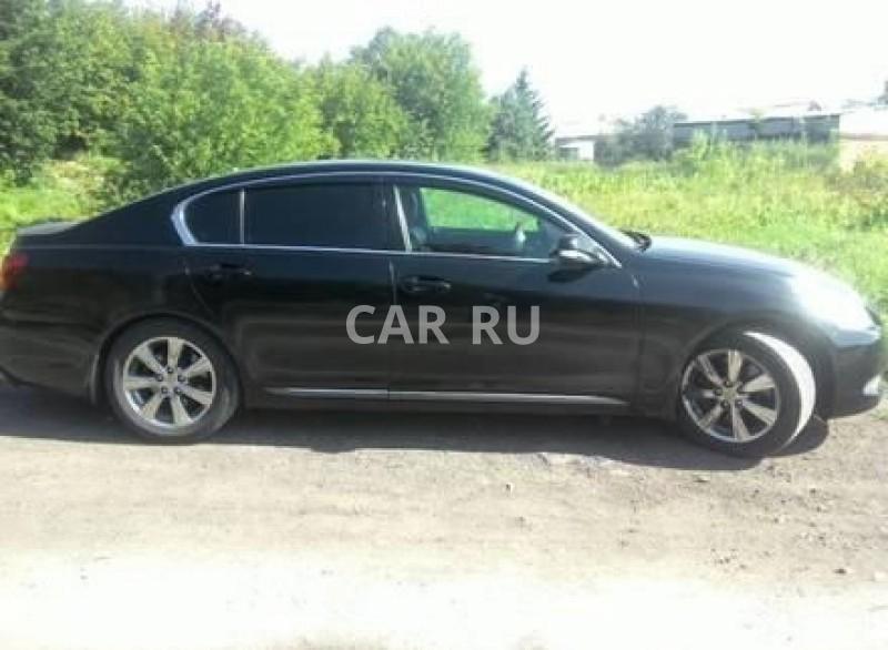 Lexus GS, Белово