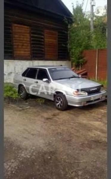 Lada 2115, Алдан