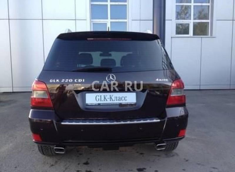 Mercedes GLK-Class, Барнаул