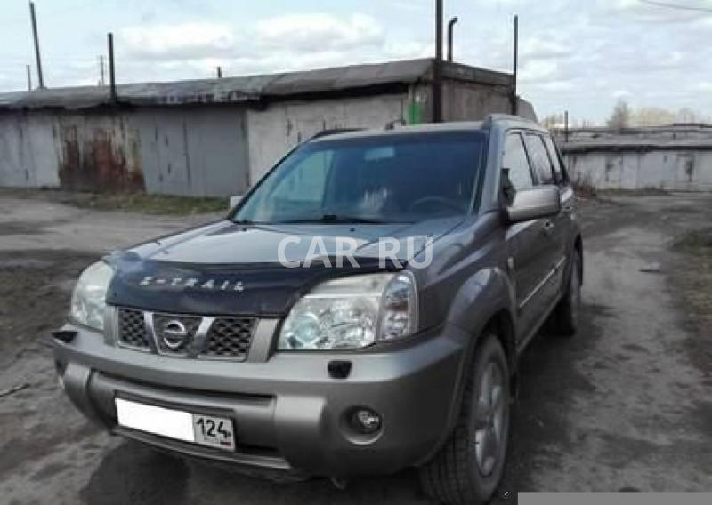 Nissan X-Trail, Ачинск