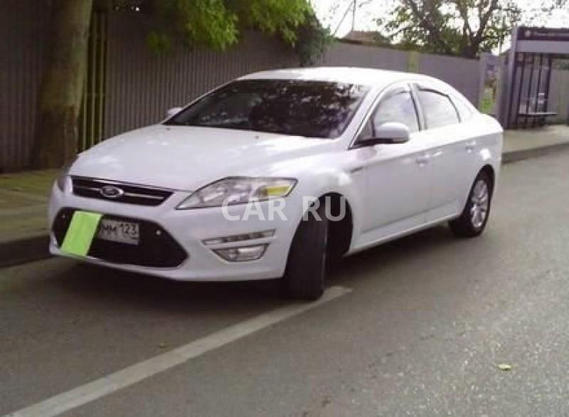 Ford Mondeo, Архипо-Осиповка