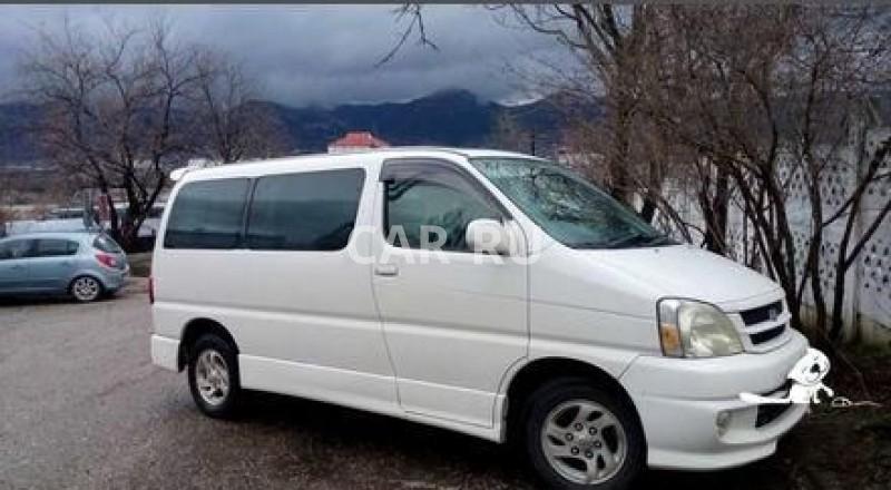 Toyota Hiace Regius, Анапа