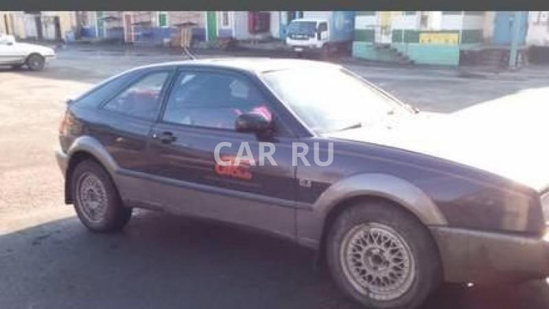 Volkswagen Corrado, Барнаул