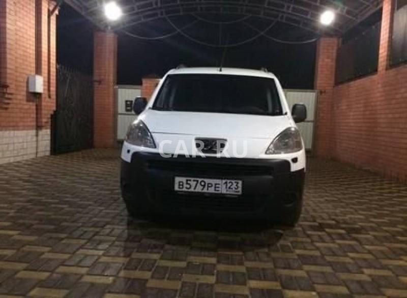Peugeot Partner, Армавир