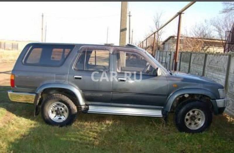 Toyota Hilux Surf, Ахтанизовская
