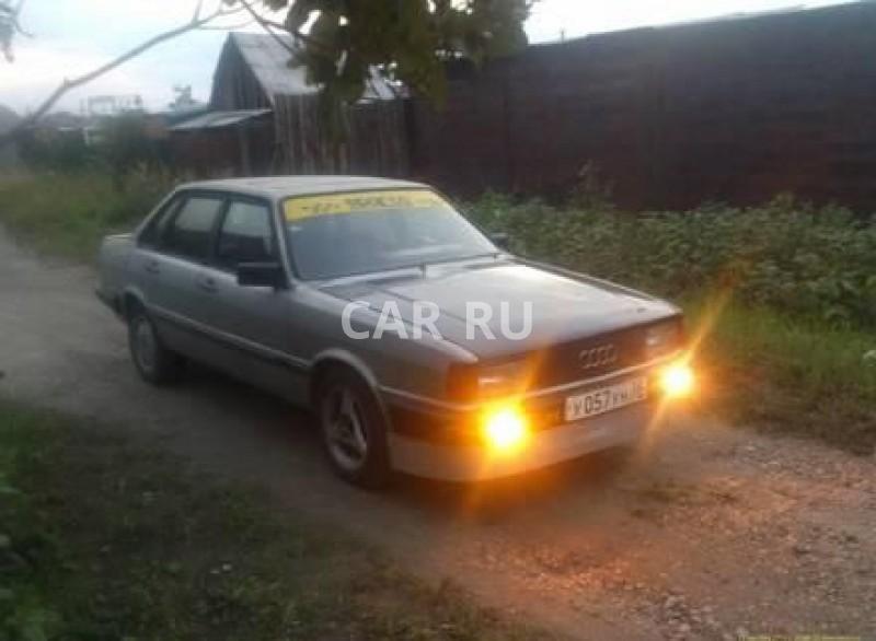 Audi 80, Ангарск