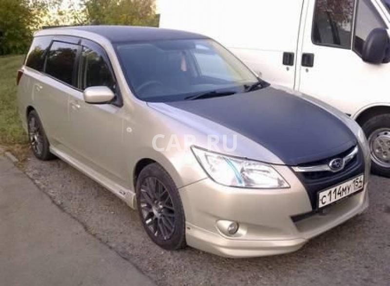 Subaru Exiga, Барнаул