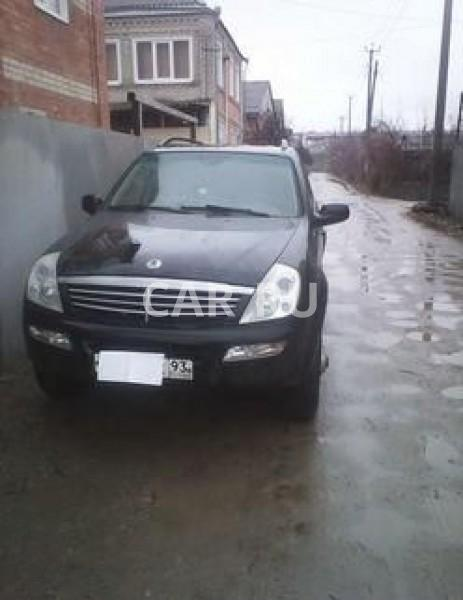Ssang Yong Rexton, Армавир