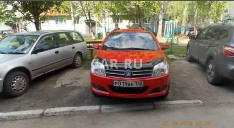 Geely MK, Барнаул
