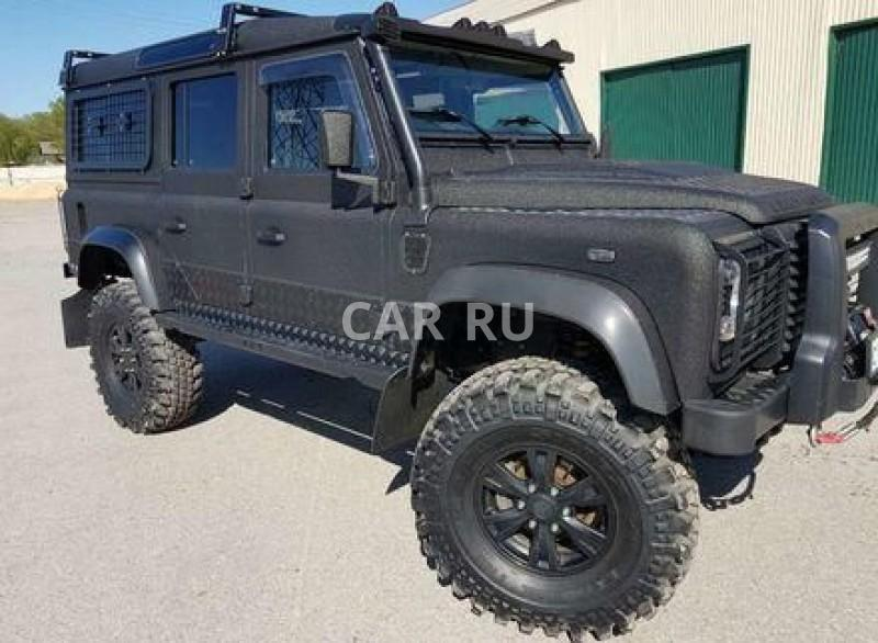Land Rover Defender, Барнаул