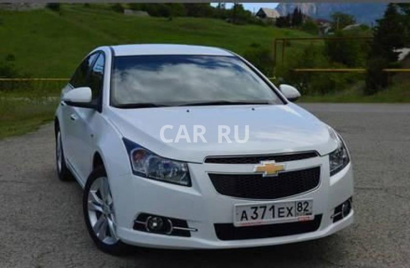 Chevrolet Cruze, Алушта