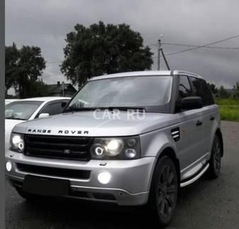 Land Rover Range Rover Sport, Артём