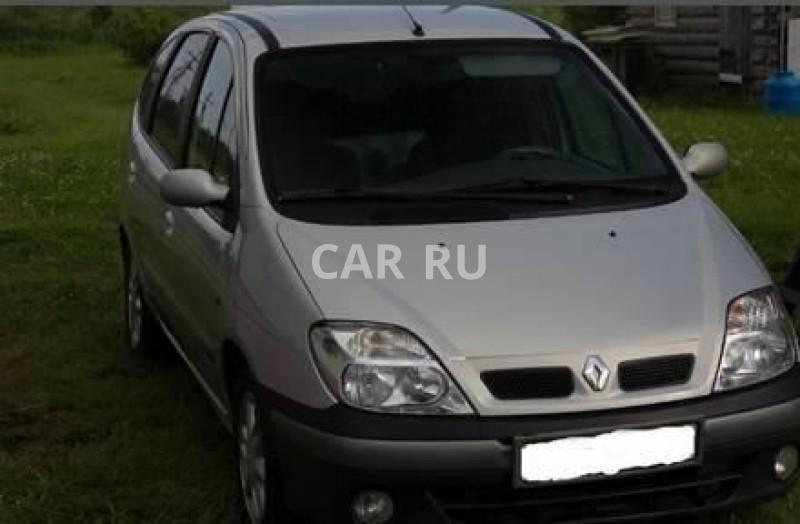 Renault Scenic, Архангельск