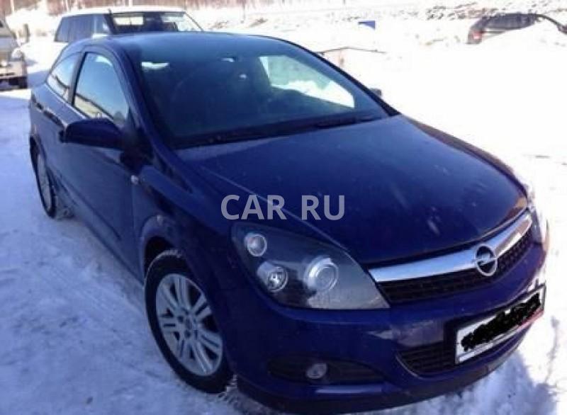 Opel Astra GTC, Балтийск