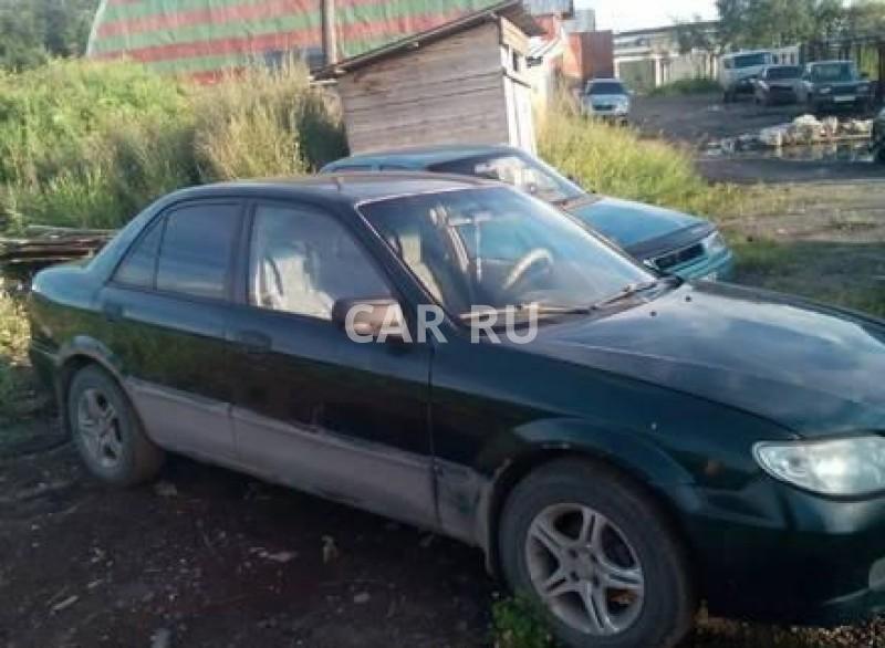 Mazda Protege, Архангельск