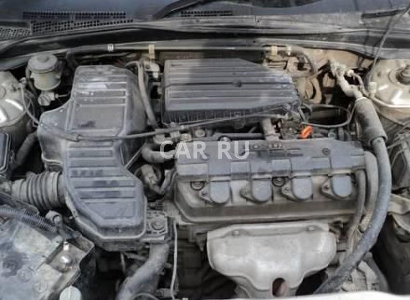 Honda Civic, Ангарск