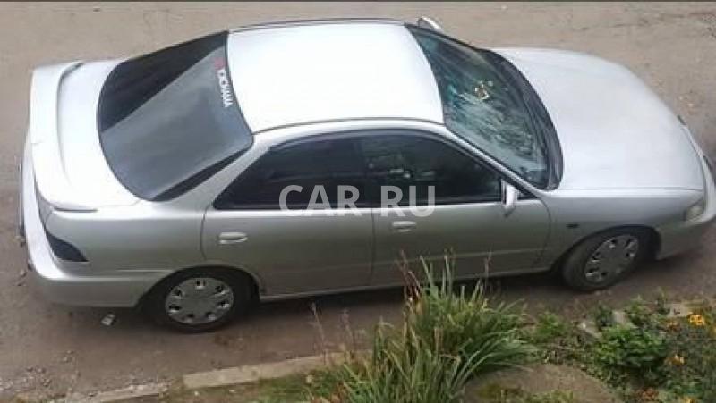 Honda Integra, Артём