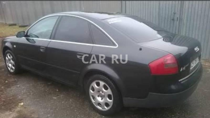 Audi A6, Балашов