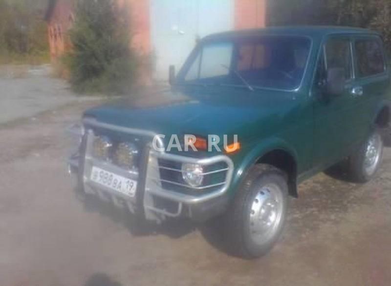 Lada 2121, Абакан