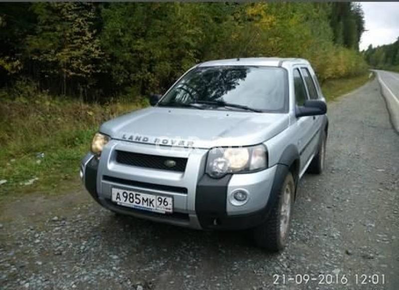Land Rover Freelander, Асбест