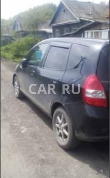 Honda Fit, Александровск-Сахалинский