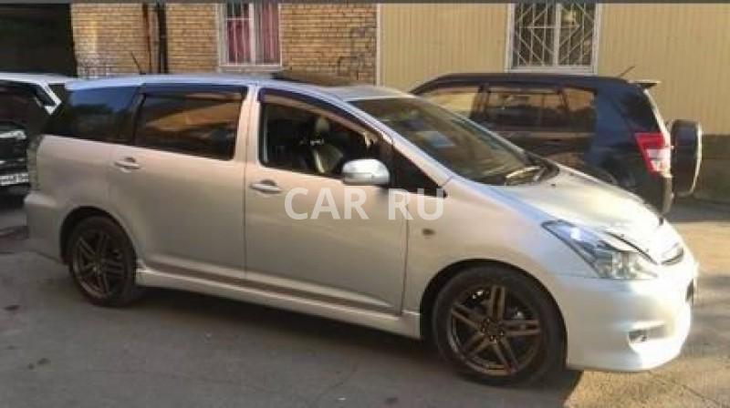 Toyota Wish, Азов