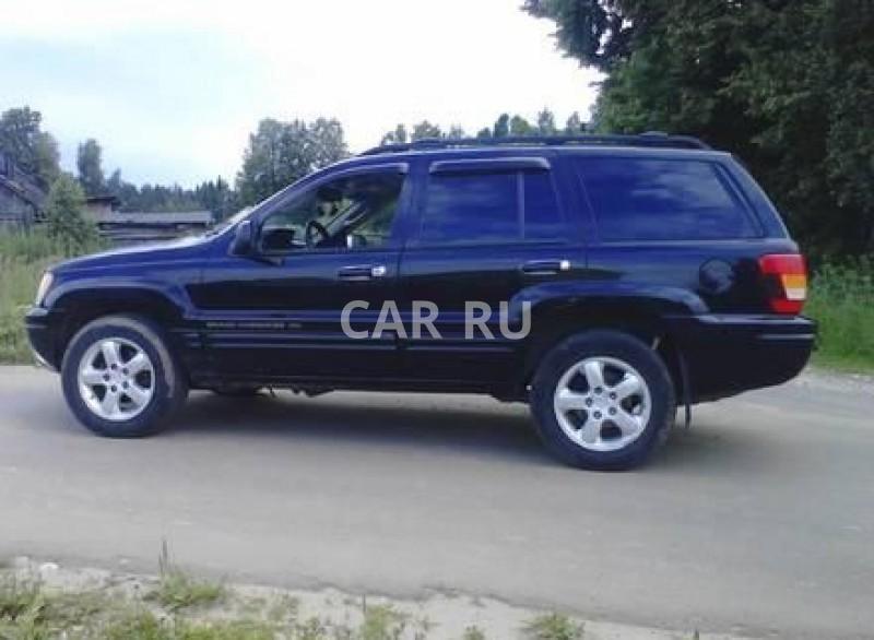 Jeep Cherokee, Александров