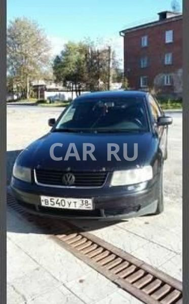 Volkswagen Passat, Байкальск