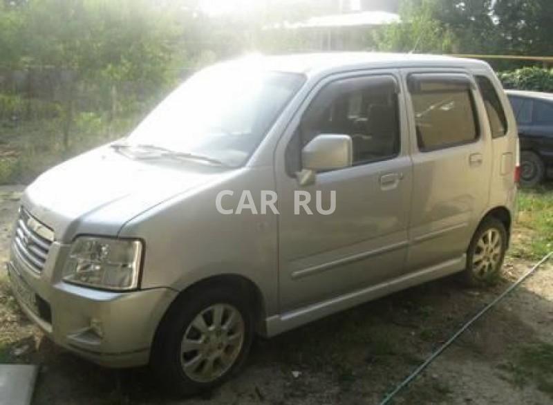 Suzuki Wagon R, Анапа