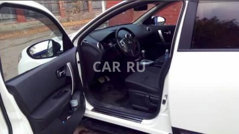 Nissan Qashqai+2, Ангарск
